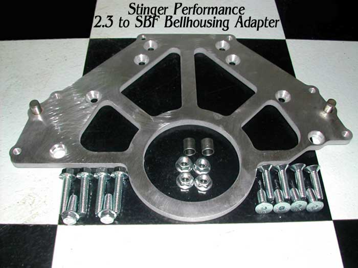Stinger Performance Parts 23 Turbo For