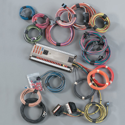 MG 70 new products 5 0 5 8 v8 efi harnesses stinger performance 91 mustang wiring harness at reclaimingppi.co