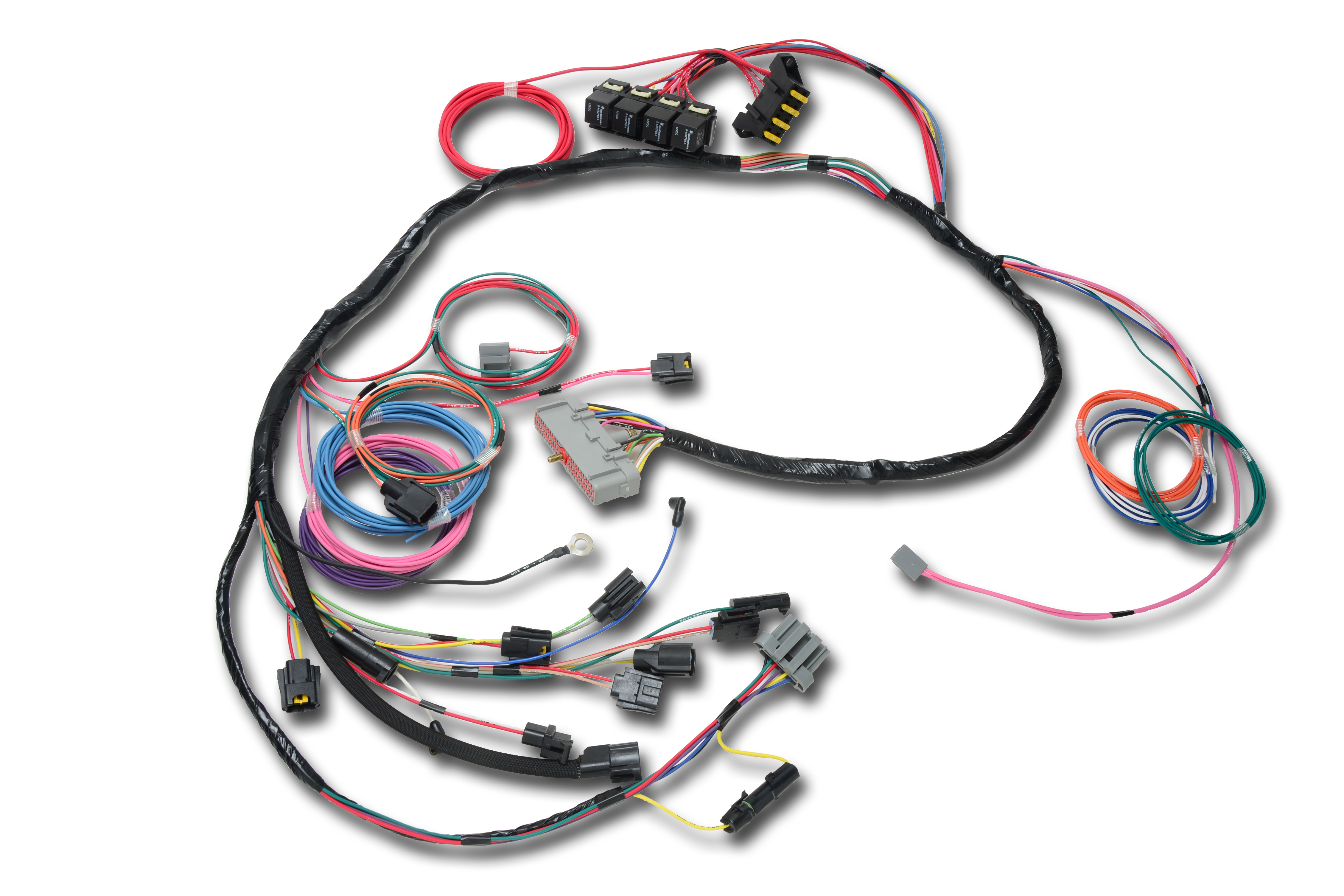 Ford Efi Wiring Harness Diy Library Holley Diagram