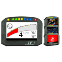 AEM CD-5F Carbon | Flat Panel | Digital Racing Dash Display