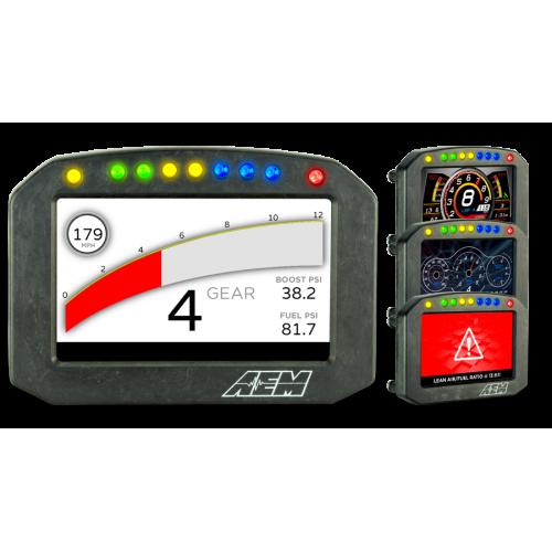 AEM CD-5F Carbon | Flat Panel | Digital Racing Dash Display