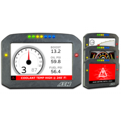 AEM CD-7F Carbon | Flat Panel | Digital Racing Dash Display