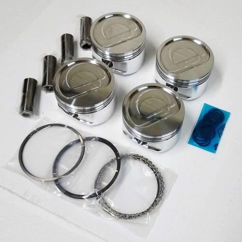 CP Pistons | Custom Design | Ford 2.3L | Forged