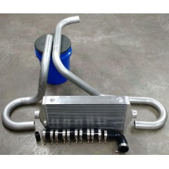 FMIC Kit | 79-95 Mustang | For Stock Location Exhaust Manifold