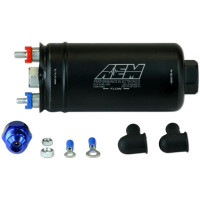 Fuel Pump - AEM | Universal | External | 400LPH| High Pressure