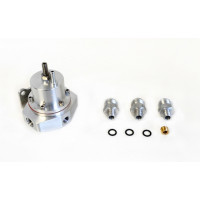 Fuel Pressure Regulator | Kirban | Adjustable | Inline | Universal