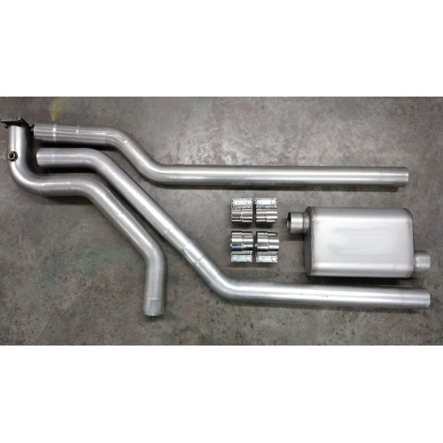 """Exhaust System - Complete 