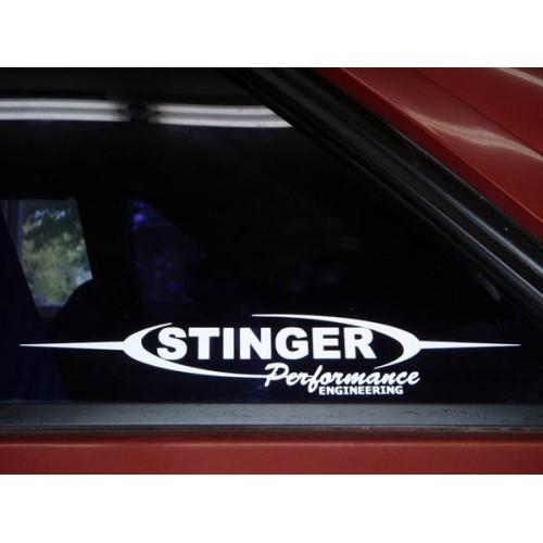 Sticker | Oval Stinger Performance Engineering Logo