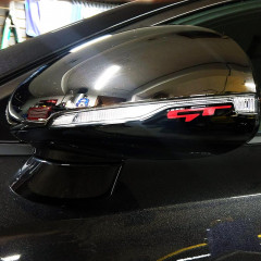 Sticker | Kia Stinger | Side Mirror | GT