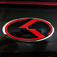 Sticker | Kia Stinger Emblem Overlays | GT | E | Stinger | Stinger GT | Vintage K