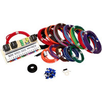 Wiring | Bare Bonz Race System | 8 Circuits | 3 Relays