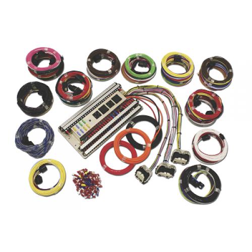 Wiring Kit for 2015-2017 Ford Coyote 5.0 V-8 Modular Engine (Telorvek)