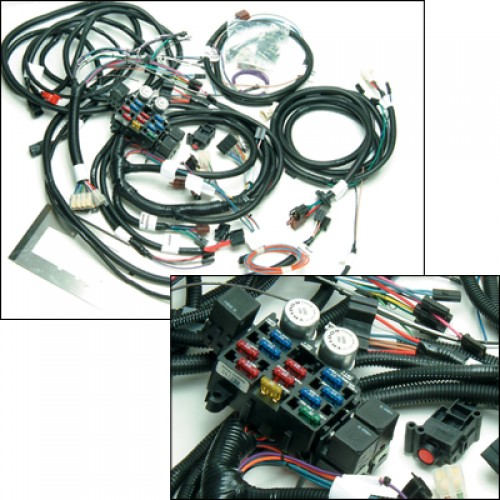 Wiring Harness For Factory Five Mk3 Roadster  U0026 Type 65 Coupe