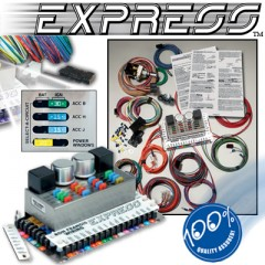 Wiring Harness for 1985 Fox Body Mustang (Express)