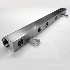 Fuel Rail - 2.3L High Flow - Billet Aluminum