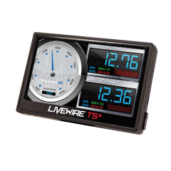 SCT Livewire TS+ Performance Tuner & Monitor OBD2 (1996 & Newer Ford, GM, Mopar)