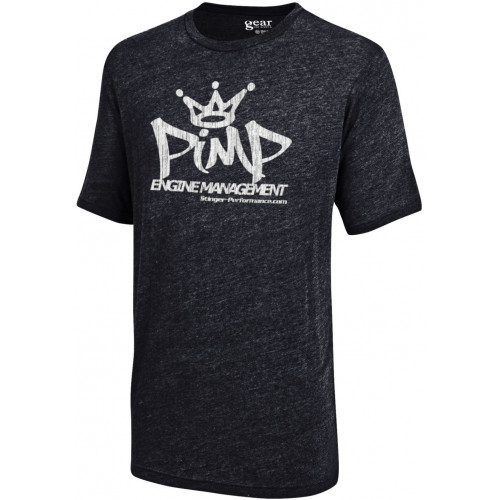 T-Shirt | PiMP Logo | Dark Grey