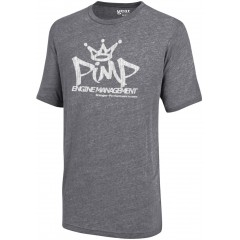 T-Shirt | PiMP Logo | Grey