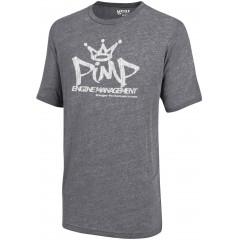 T-Shirt | PiMP Logo | Grey