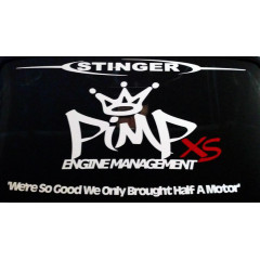 Sticker |  Windshield Banners