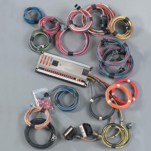 Wiring Kit for Mass-Air (MAF) Ford V8 Engines (Telorvek)