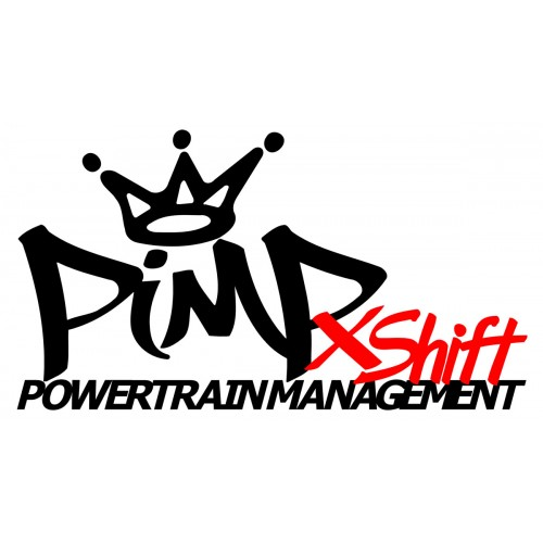 PiMPxshift Standalone Powertrain Management with Transmission Control (Sequential or Batch EFI)