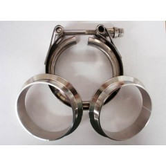 Clamp - V-Band Assembly - Stainless Steel