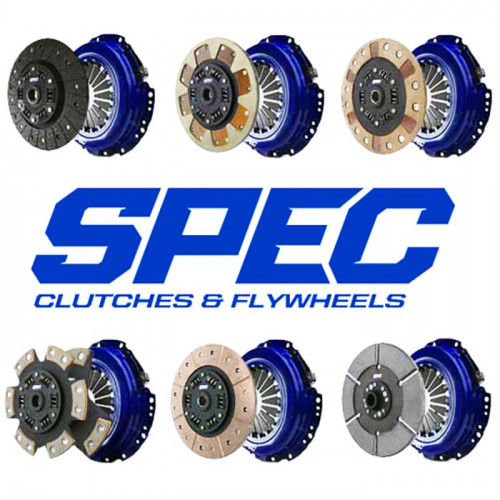SPEC Clutch | Mustang | Early 2011 | GT | 5.0 |