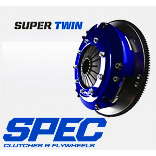 SPEC Clutch | Mustang | 86-95 | GT | LX | 5.0 | Mini Twin