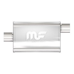 "Muffler - 3.0"" - For Merkur Single Exhaust"