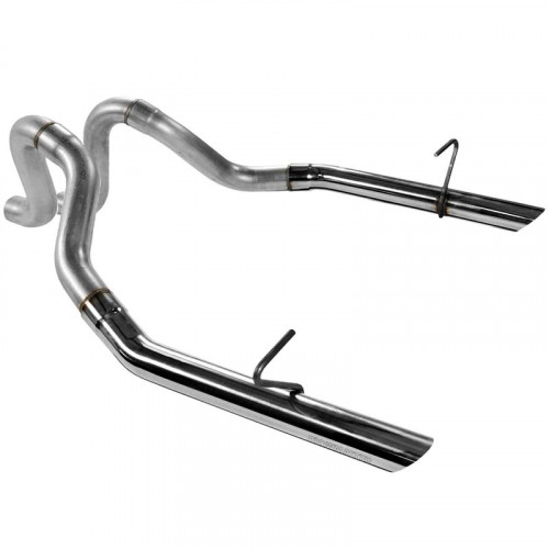 """Exhaust - Tailpipes - Mustang 2.5"""""""