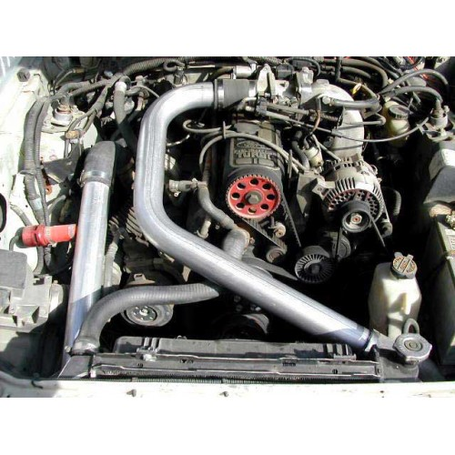 FMIC Kit | Isuzu NPR | Volvo 740 | Stock Turbo Location